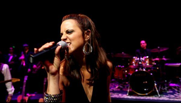 The Headliners, great female vocalists