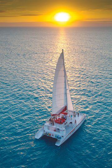 Newest Sailing Catamaran