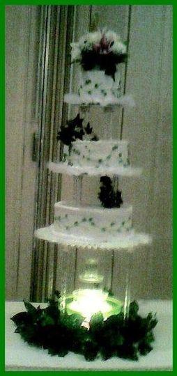 WeddingCakeSouthernBellwithWaterfountain