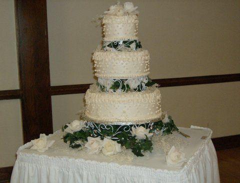 Tmx 1199813604385 WeddingcakeNiemias Pelham wedding cake