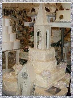 Tmx 1199819361916 Weddiingchapelchurchcake Pelham wedding cake