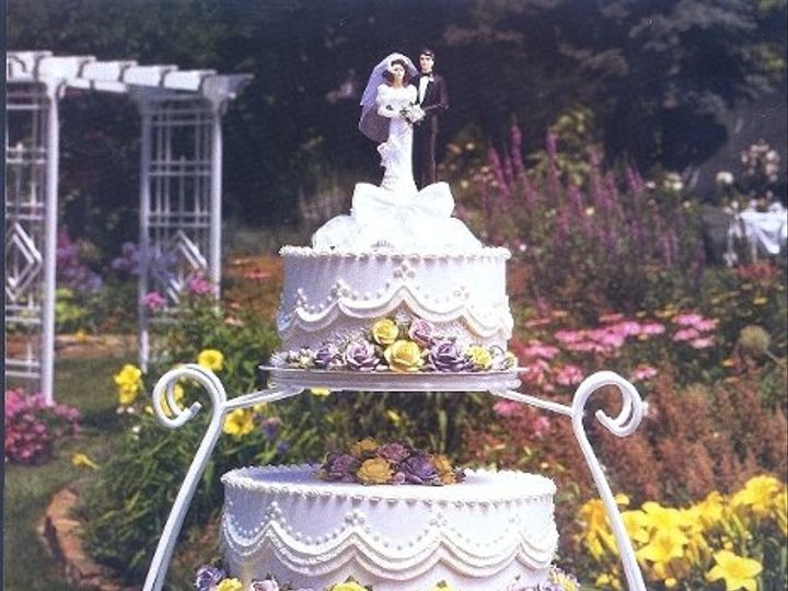 Tmx 1199890830033 WeddingCakePastoral Pelham wedding cake