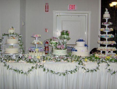 Tmx 1200530465130 WeddingShowLinziesCatering1 14 07 Pelham wedding cake