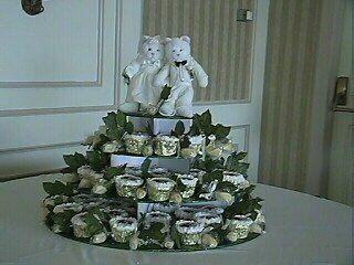 Tmx 1200688220128 Weddingcakecupcaketree Pelham wedding cake