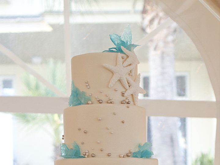 Tmx 1495045967908 Jaclynblog Daytona Beach, FL wedding cake