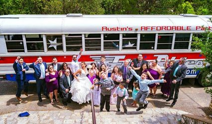 Fly-Rides Austin Party Bus