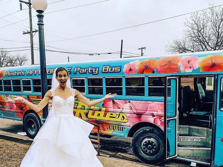 Tmx Happy Bride 51 946622 V1 Austin, TX wedding transportation