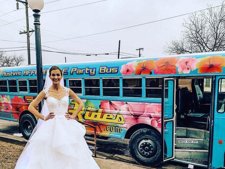 Tmx Normal Bride 51 946622 V1 Austin, TX wedding transportation