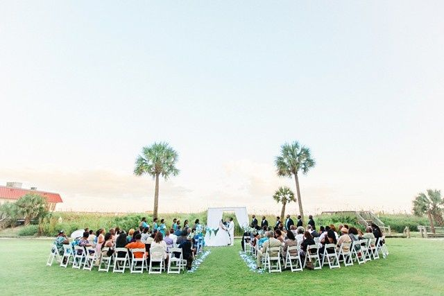 Tmx 1449759815661 Santana  Bessant Ceremony 1   Resized Myrtle Beach, SC wedding venue