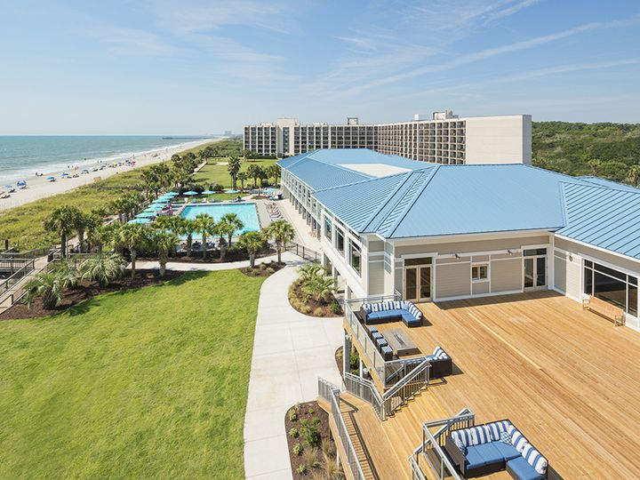 Tmx 1478711620451 Terraceaerialview1000px Myrtle Beach, SC wedding venue