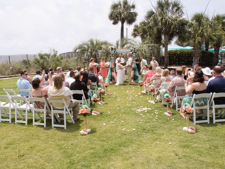 Tmx 1524773155 Cd57765cc956a24a 1524773153 D4f0dd5203b72ebc 1524773149363 16 Wed4 Myrtle Beach, SC wedding venue