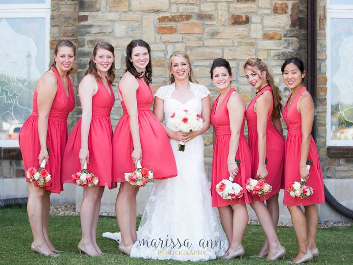 Tmx 1440521166677 Bride With Rose Party Fun Allen, Texas wedding beauty