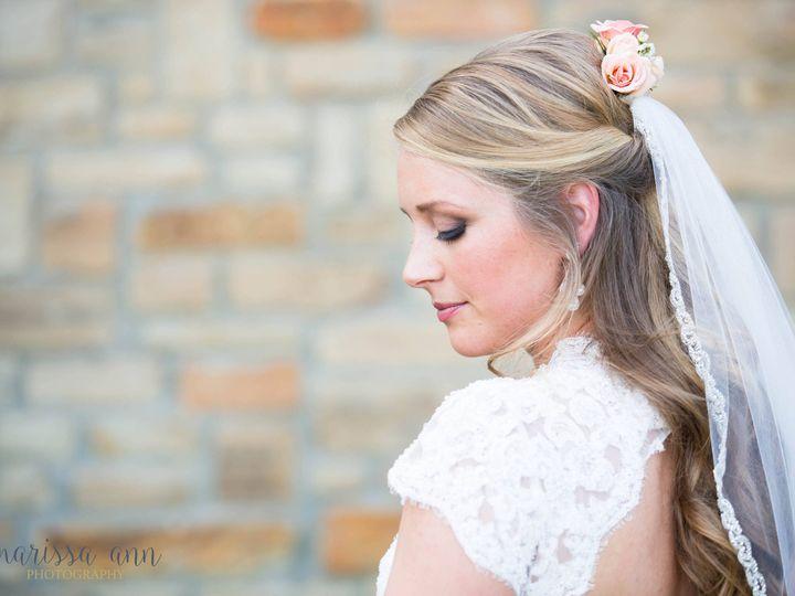 Tmx 1440521316098 Bride In Profile Allen, Texas wedding beauty