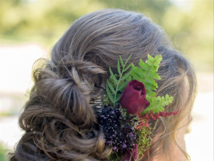 Tmx 1483897698461 Forest Themed Shoot   Hair Allen, Texas wedding beauty