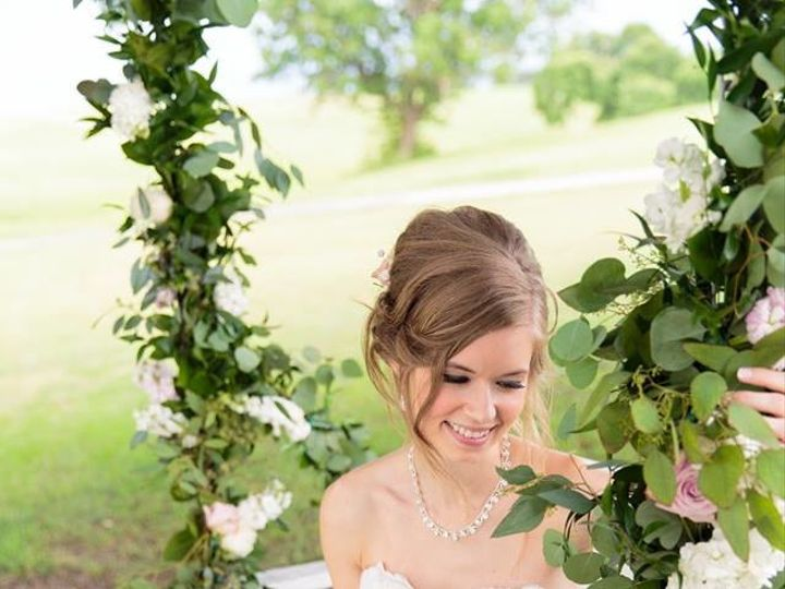 Tmx 1503358581831 Bride On Swing Allen, Texas wedding beauty