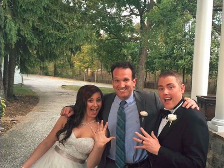 Tmx 1528836961 9381e23a9e76de9e 1528836960 872e305583f17d5a 1528836958507 4 Andy 4 Sparks Glencoe, MD wedding officiant