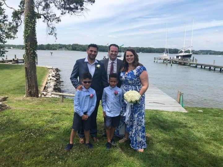 Tmx Andy2 51 1008622 1572466984 Sparks Glencoe, MD wedding officiant