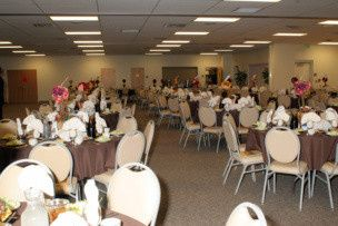 Banquet Hall seating for 250