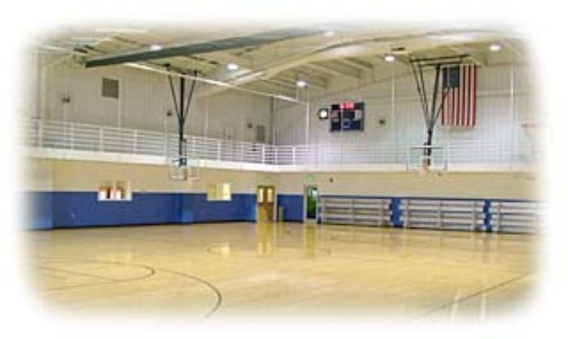 Gymnasium also available for Rental
