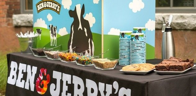 Tmx 1471987832254 Ben And Jerrys Ice Cream Catering Wedding Setup 63 Canton, CT wedding catering