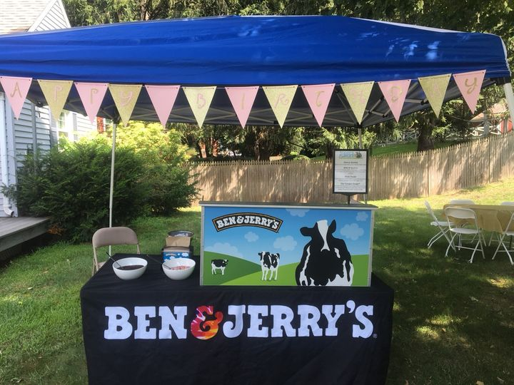 Tmx Ben Jerrys Catering With Provide Your Own Coverage For Outdoor Service 51 939622 Canton, CT wedding catering