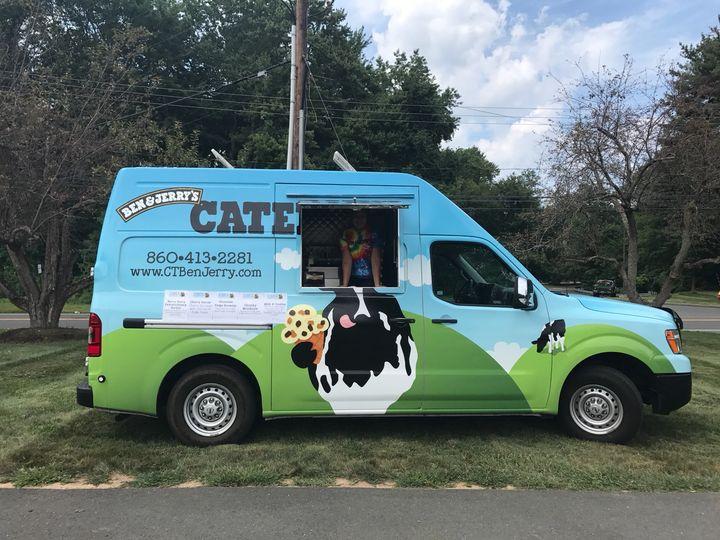 Tmx Ben Jerrys Scoop Truck 1 2 51 939622 Canton, CT wedding catering