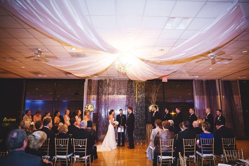 Sheer ceilings