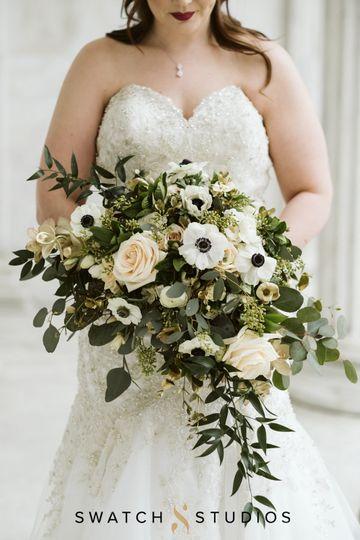 Devin's stunning bouquet
