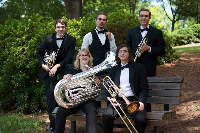 Spectacle Brass members
