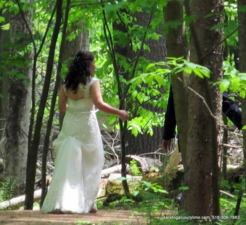 It does not matter if you choose a standard wedding venue like the Saratoga Hall of Springs or...