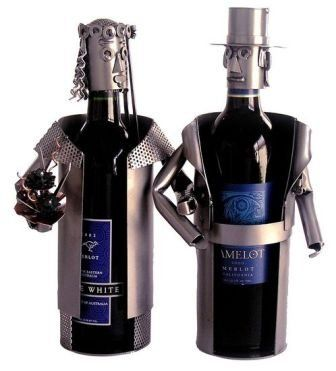 Your Wine, Madame.... Elevate your offerings of wine to a four-star experience with these stylish...