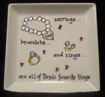 Tmx 1223088998330 Jewelrysqplate Pam Beachwood wedding favor