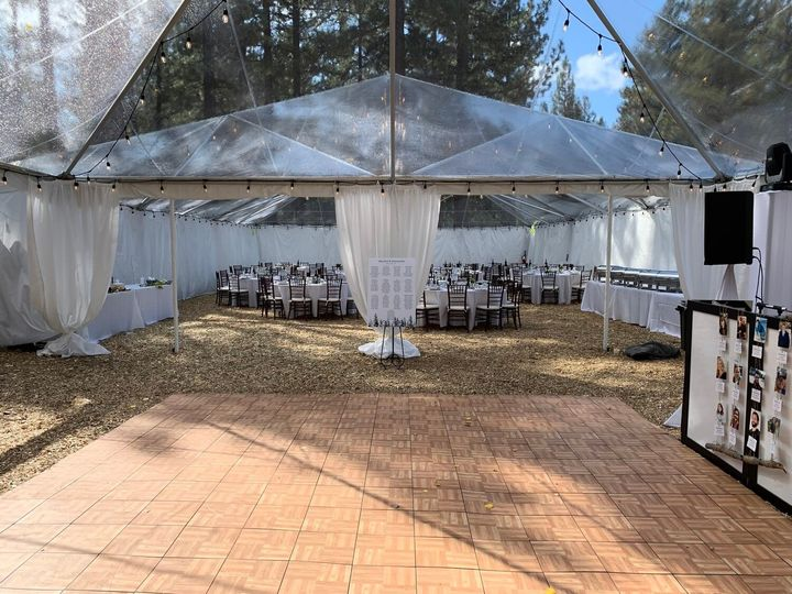 The Revive Clear Top Tents