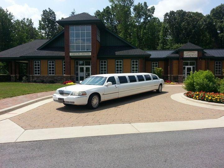 Tmx 1431484648442 Greensborogarden180 High Point wedding transportation