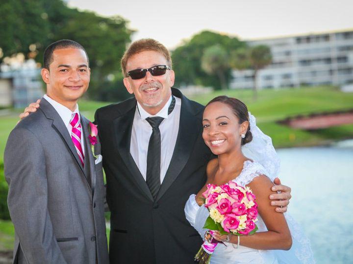 Tmx 1356030202846 ChristineandBrian2sumpic485 Fort Lauderdale, Florida wedding officiant