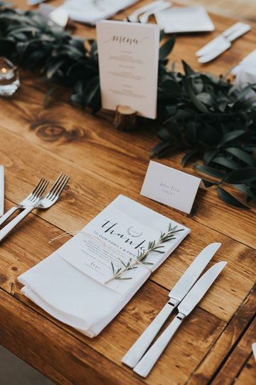 tavolo rental utah farm style tables 1