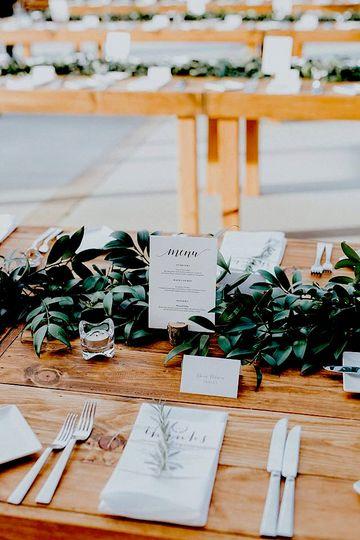 tavolo rental utah farm style tables 3
