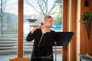 """Courtesy of Kathleen """"North"""" Porter of North Photography. At the Top Notch Inn, Stowe, Vermont, with..."""