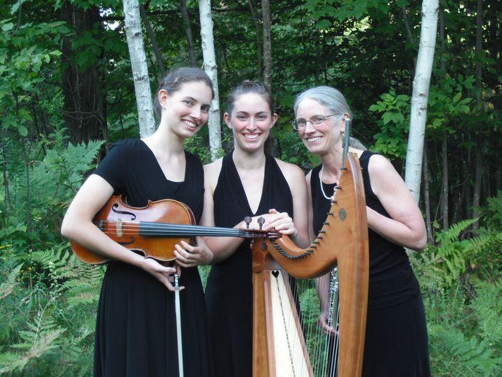 Tmx 1428166999558 Turidae Flute Viola Harp Trio Montpelier, Vermont wedding ceremonymusic