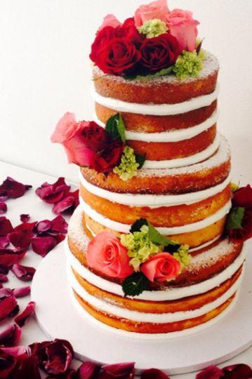 Torrance Bakery Wedding Cakes