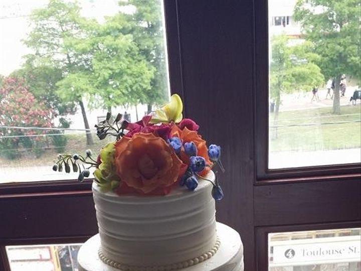 Tmx 1414085460580 Cake2 New Orleans, LA wedding venue