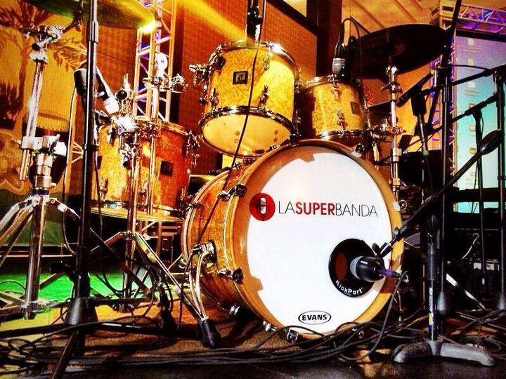drums lsb