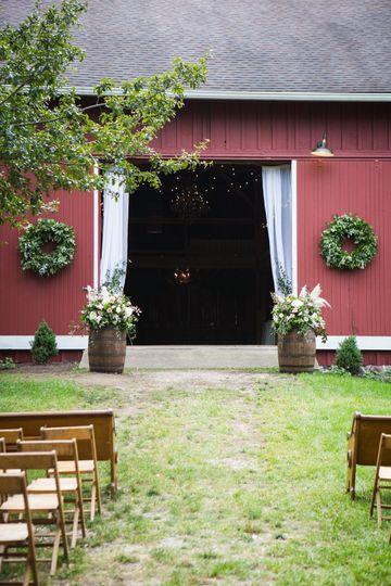 Elegant Barn