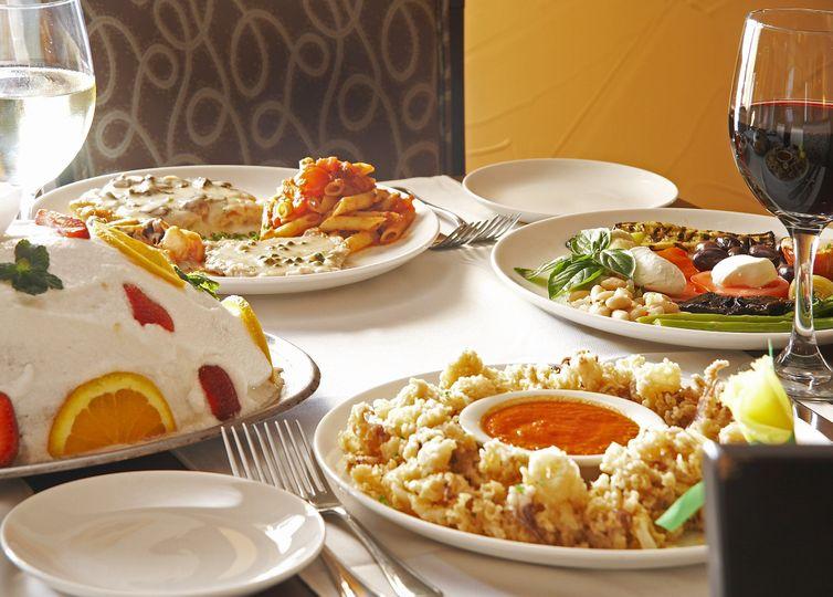Appealing cuisine