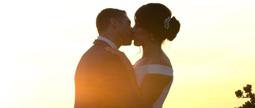 Sunset Kisses (Video Still)