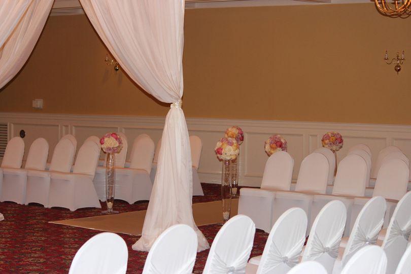 Presidential Banquet Center Ceremony