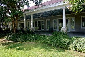 Longwood Golf Club lawn