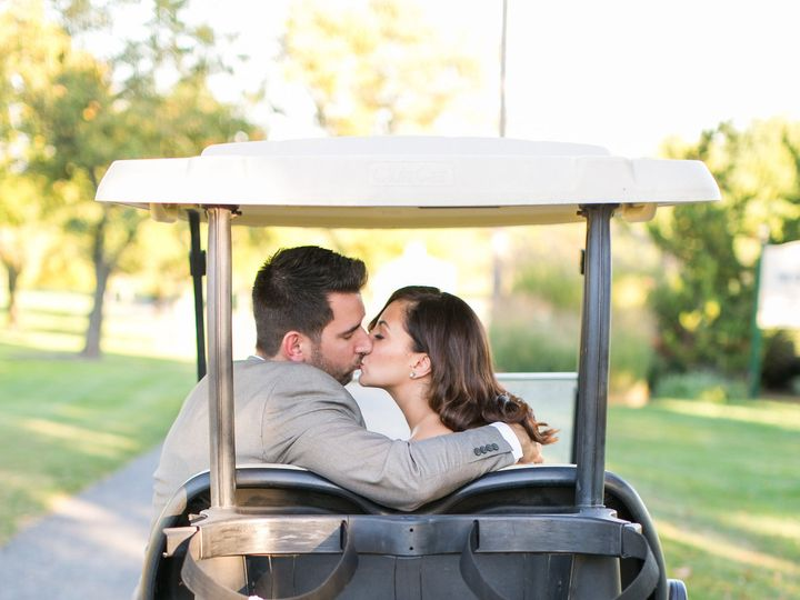 Tmx 1423174044652 Bg In Golf Cart Thank You Basking Ridge, NJ wedding venue