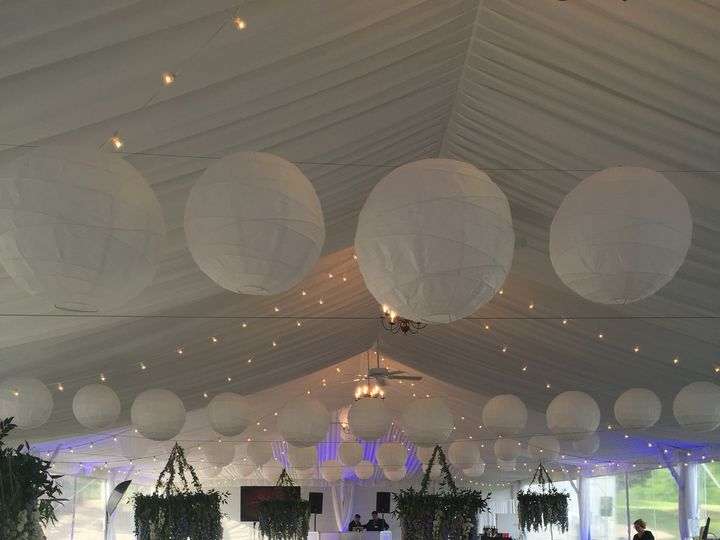 Tmx 1478724450944 Tent Wedding Decor 3 Basking Ridge, NJ wedding venue