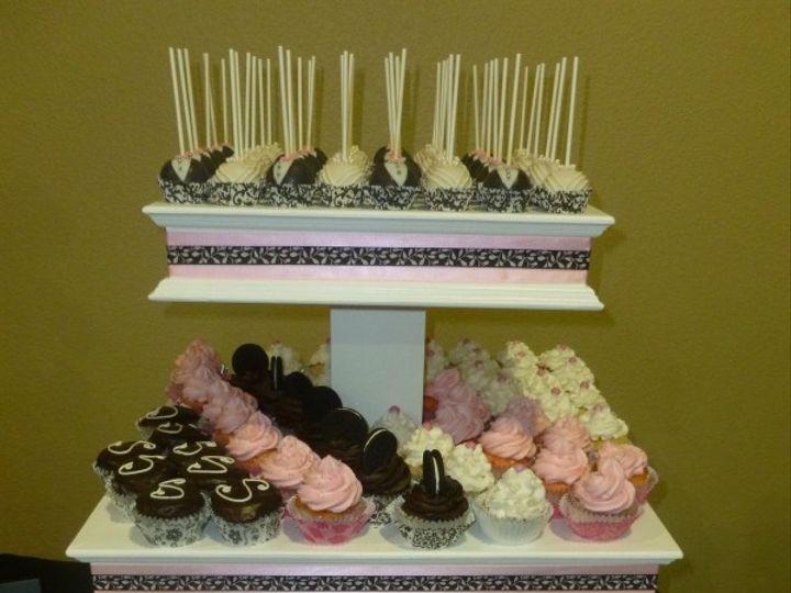Tmx 1451274446872 Wedding2 Castle Rock wedding cake